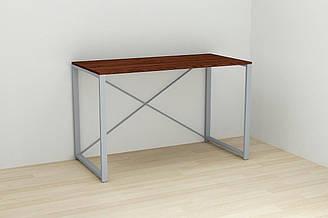 Письменный стол Ferrum-decor Конект 75x120x60 см Венге XK00180 ES, КОД: 1778876