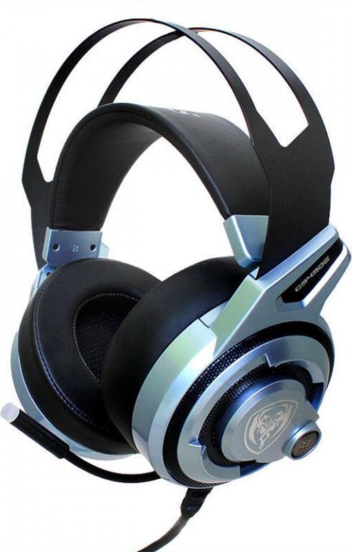 Гарнітура Somic G949DE Black/Silver