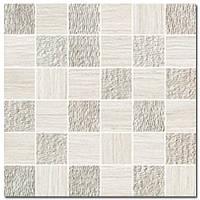 Плитка Мозаика Atlas Concorde Sunrock Travertino White Mosaico Mix ASOE