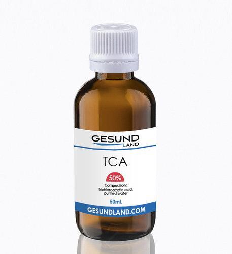 ТСА пілінг 50% - Трихлоруксусная кислота, 50 мл TCA Трихлороцтової Пілінг