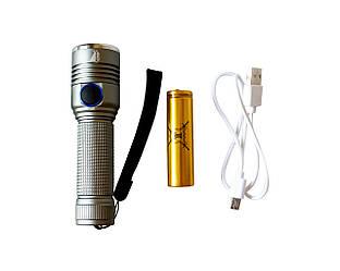 Карманный фонарик 842 2027 ES, КОД: 312255