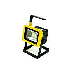 LED прожектор UKC Outdoor W204 на аккумуляторе 100 Вт D1010050039 ES, КОД: 1936878