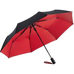 Зонт складной Fare 5529 Черно-красный 1141 ES, КОД: 1371440