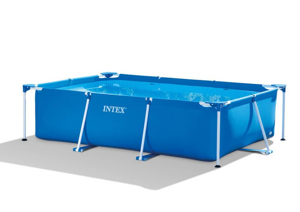 Басейн каркасний Intex 28273 450 х 220 х 84 см Синій (28273_int)