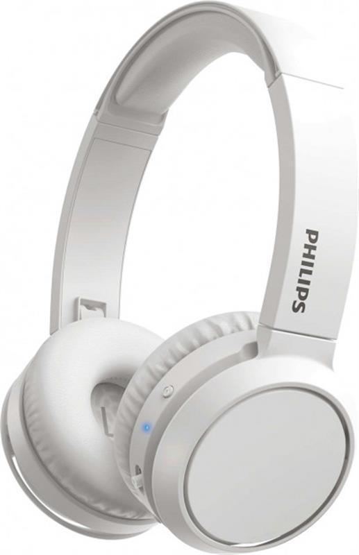 Bluetooth-гарнитура Philips TAH4205WT/00 White