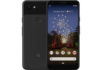 Смартфон Google Pixel 3a 4 64GB Just Black ES, КОД: 1733402