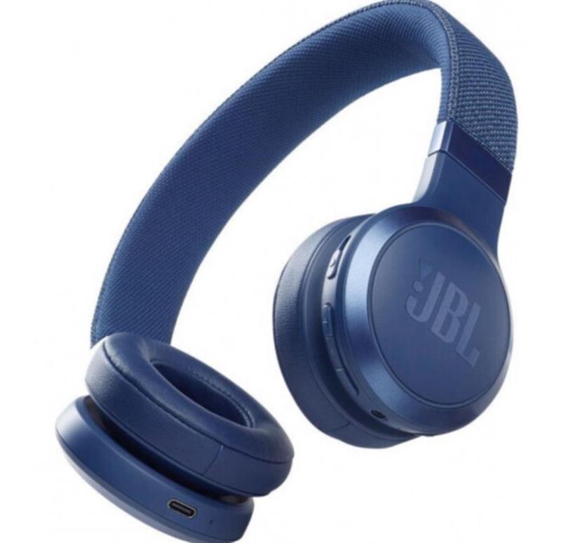 Bluetooth-гарнитура JBL Live 460NC Blue (JBLLIVE460NCBLU)
