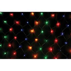 Гирлянда сетка 120 LED Мультицвет 125403M ES, КОД: 2449549