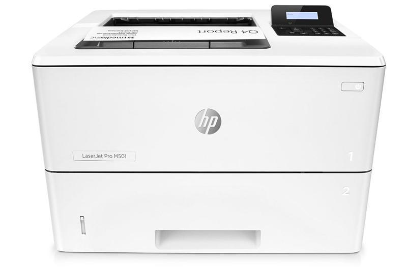 Принтер А4 HP LaserJet Pro M501dn (J8H61A)