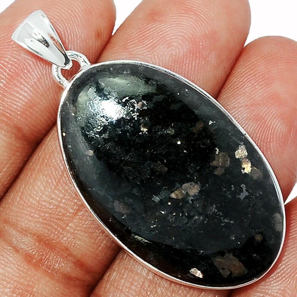 Нуумит срібний кулон, 1601КЛН