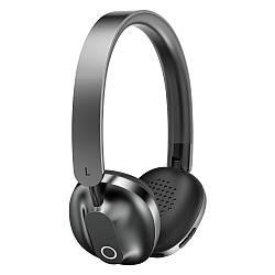 Беспроводные Bluetooth наушники Baseus D01 Encok Wireless NGD01-0А Графитовый 768479001 ES, КОД: 1880457