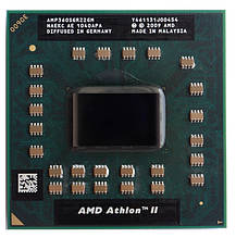 Процесор для ноутбука S1GEN4 AMD Athlon II P360 2x2,3Ghz 1Mb Cache 3200Mhz Bus бу