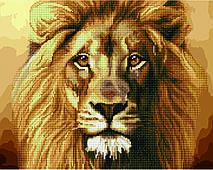Могутній лев