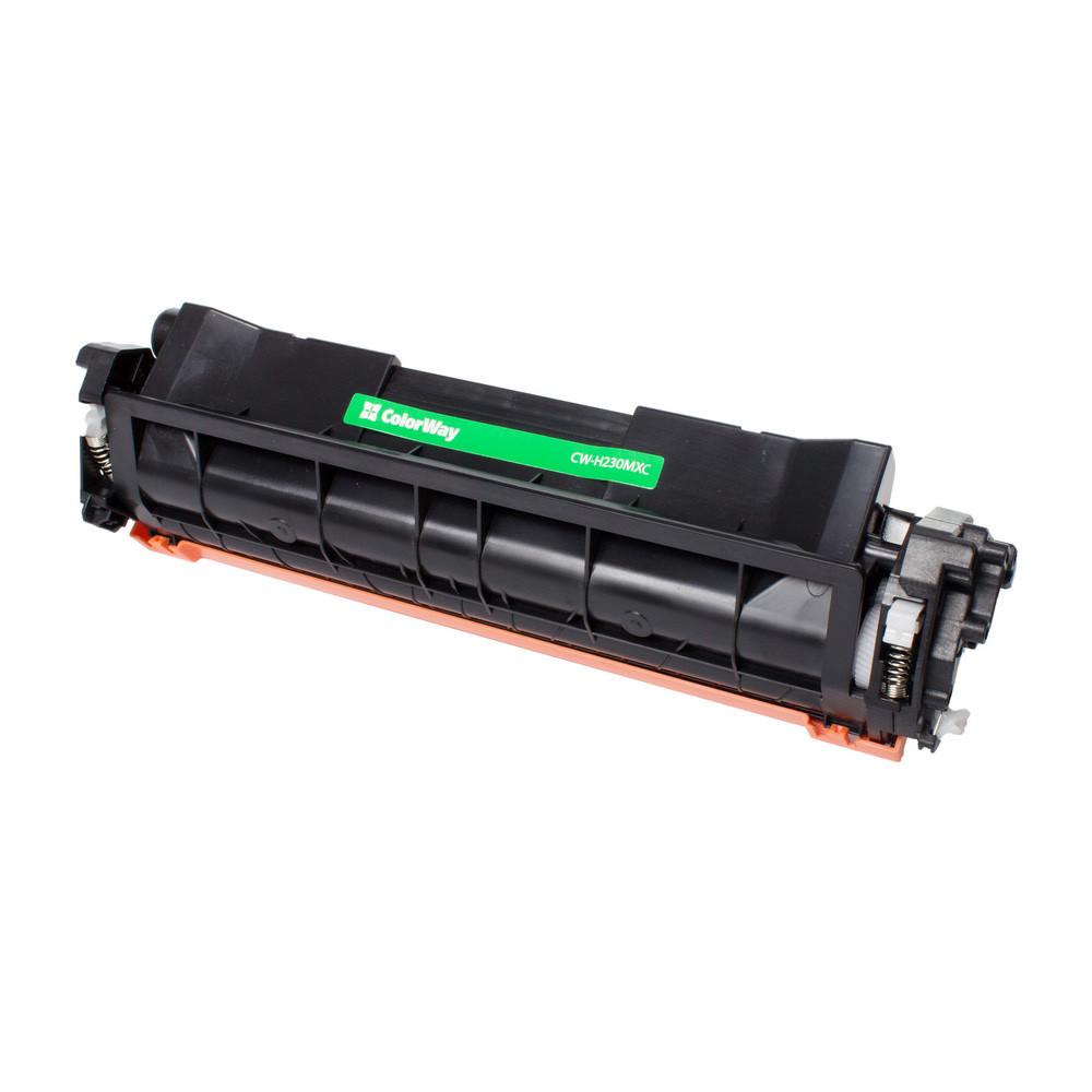 Картридж CW (CW-H230MXC) HP LJ Pro M203/M227 (аналог CF230X) з чіпом
