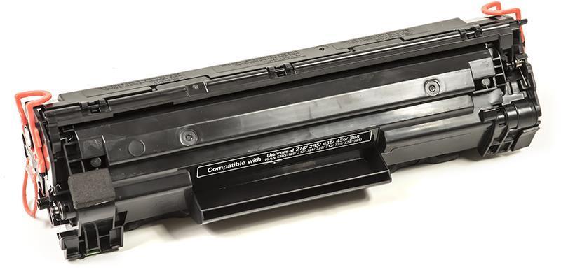 Картридж PowerPlant (PP-278A) HP LJ P1005/1102 Black (аналог CB435A/CB436A/CE285A/Canon 712)