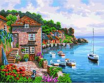 Містечко біля моря