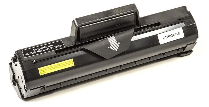 Картридж PowerPlant (PP-MLT-D104S) Samsung ML-1661/1666/1861/1866 Black (аналог MLT-D1043S)
