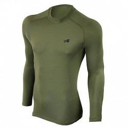 Кофта спортивная мужская с длинным рукавом Radical Army LS M Хаки ES, КОД: 152737