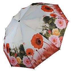 Зонт полуавтомат Susino цветочный принт Разноцветный 43006-7 ES, КОД: 1234746