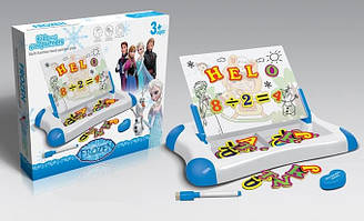 Магнітна дошка для навчання Same Toy синя 009-2042BUt ES, КОД: 2447167