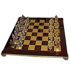 Шахматы Manopoulos Мушкетеры 44 х 44 см 8.4 кг Красный S12RED ES, КОД: 285920