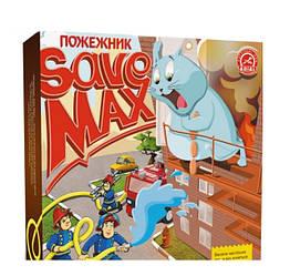Настольная игра Arial Спасти Макса. Пожарник 911357 ES, КОД: 1318825