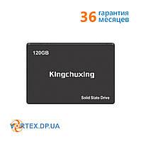 """Накопитель SSD 2.5"""" 120GB KingChuxing K525 R472MBs W350MBs SATA III 7мм новый"""