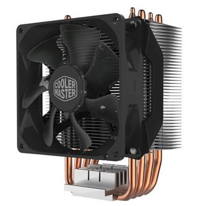 Кулер процесорний CoolerMaster Hyper H412R (RR-H412-20PK-R2), Intel: