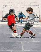 Маленькі футболісти