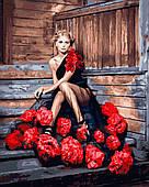 Кармен в розах