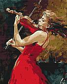 Дівчина зі скрипкою