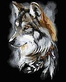 Вовчий профіль