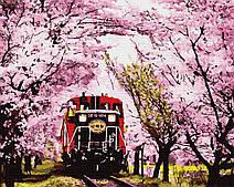 Поезд в весну