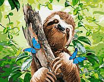 Счастливый ленивец