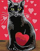 Кот в любви