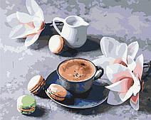 Кофе с орхидеями