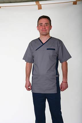 Мужской медицинский костюм, фото 2