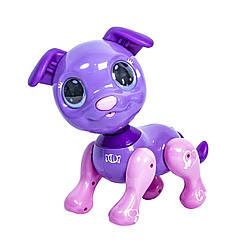 Интерактивная игрушка Собака Cute Friends Smart Puppy Jellybean Фиолетовый 8312 ES, КОД: 1559760
