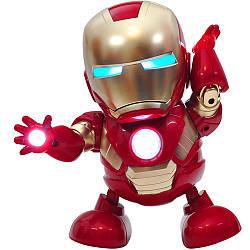 Інтерактивна іграшка SUNROZ Dance Super Hero Iron Man 4475 ES, КОД: 1613282