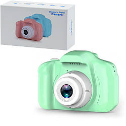 Детский фотоаппарат X2 Green 1841834577 ES, КОД: 2412098