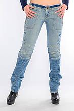 Джинсы женские ОMATjeans 9259 синие