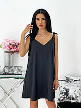 Літнє плаття сарафан 1442 (АА), фото 3