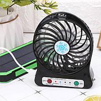 Портативный мини вентилятор с аккумулятором Portable Fan F95B