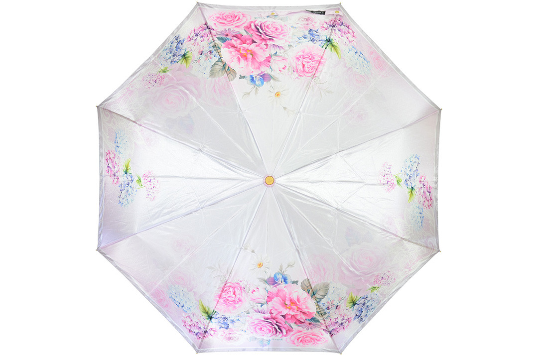 Жіноча парасолька Три Слони ( повний автомат ) арт. L3825-02