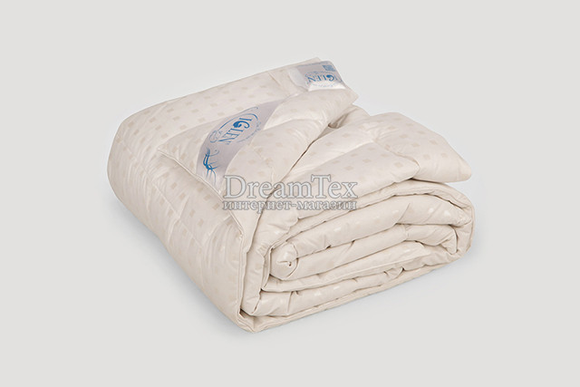 """Одеяло стеганое IGLEN """"70% пуха, 30% мелкого пера"""" 172х205 см (1722052с)"""