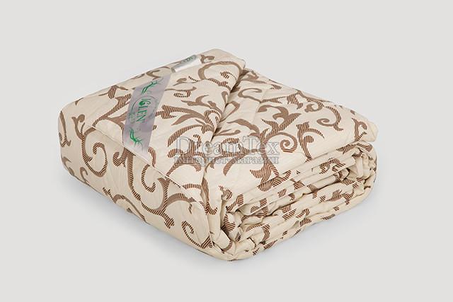 Ковдра зимовий IGLEN з овечої вовни в бязі 160х215 см (1602155B)