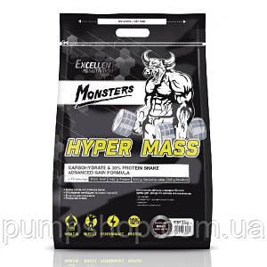 Гейнер Excellent Nutrition Monsters Hyper Mass 30% 1000 г
