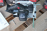 ПИЛА ЦИРКУЛЯРНА АКУМУЛЯТОРНА 24V POWERWORKS P24PS / GREENWORKS G24CS без АКБ і ЗУ, фото 3