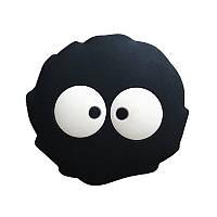 Держатель для телефона 3D Уголек/черный