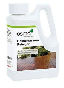 Засіб для очищення дерев'яних терас OSMO HOLZTERRASSEN REINIGER 8025 безбарвний
